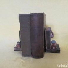 Livres anciens: LOTE DE 2 ANTIGUOS LIBROS DEL S. XIX, A CLASIFICAR. Lote 197277637