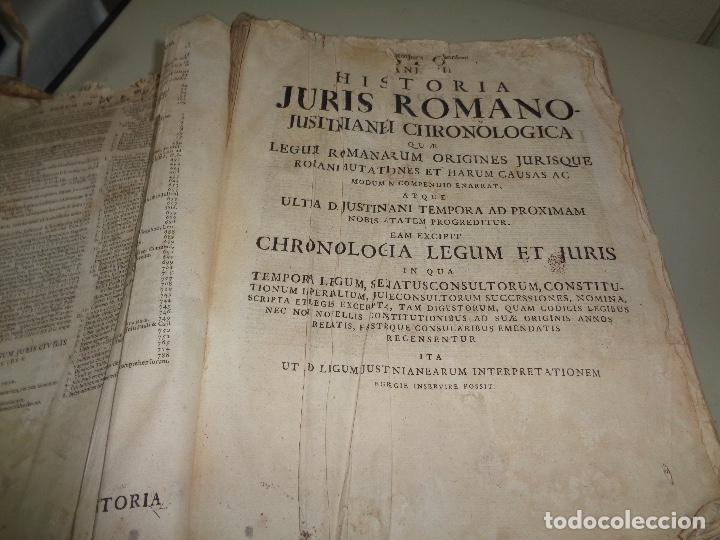 Libros antiguos: libro pergamino política en latín - Foto 5 - 197267190