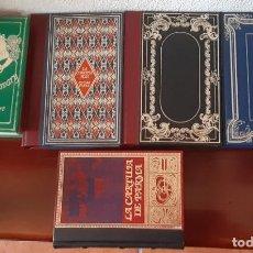 Libros antiguos: GRANDES GENIOS DE LA LITERATURA UNIVERSAL. Lote 197304290