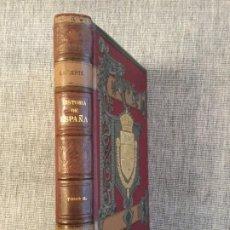 Libri antichi: HISTORIA GENERAL DE ESPAÑA. TOMO 11º. MODESTO LAFUENTE. Lote 197316598