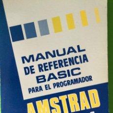 Libros antiguos: MANUAL AMSTRAD CPC 464. Lote 197375676