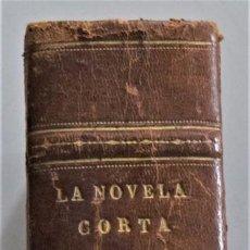 Libros antiguos: TOMO CON 25 NÚMEROS DE LA NOVELA CORTA DEL Nº 26 AL Nº 52 (FALTAN EL 30 Y EL 49) AÑO 1916. Lote 197415701