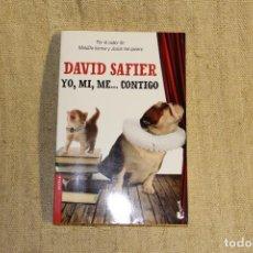 Libros antiguos: YO, MI, ME... CONTIGO (DAVID SAFIER) SEIX BARRAL. Lote 197420618