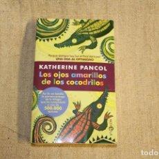 Libros antiguos: OJOS AMARILLOS DE LOS COCODRILOS - LOS. Lote 197421888