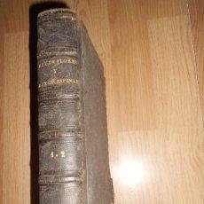 Libros antiguos: CRUZ DE FLORES Y CRUZ DE ESPINAS - ANTONIO DE PADUA - 2 TOMOS EN 1 VOLUMEN. Lote 197466905