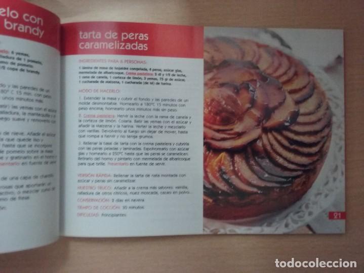 Libros antiguos: RECETAS FÁCILES PASO A PASO. PLATOS POR MENOS DE 1-2-3 EUROS (TELVA) - Foto 4 - 197468468