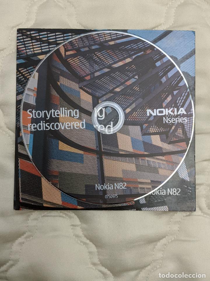 SOFTWARE PC CD INSTALACION NOKIA N82 COLECCION 2007 (Libros Antiguos, Raros y Curiosos - Ciencias, Manuales y Oficios - Otros)