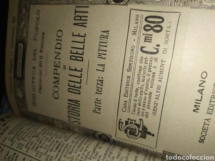 Libros antiguos: Publicaciones Sonzogno encuadernadas - Biblioteca del Popolo - Foto 3 - 197528776