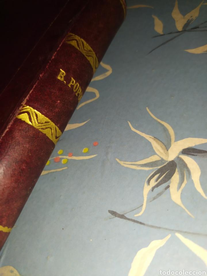 Libros antiguos: Publicaciones Sonzogno encuadernadas - Biblioteca del Popolo - Foto 7 - 197528776