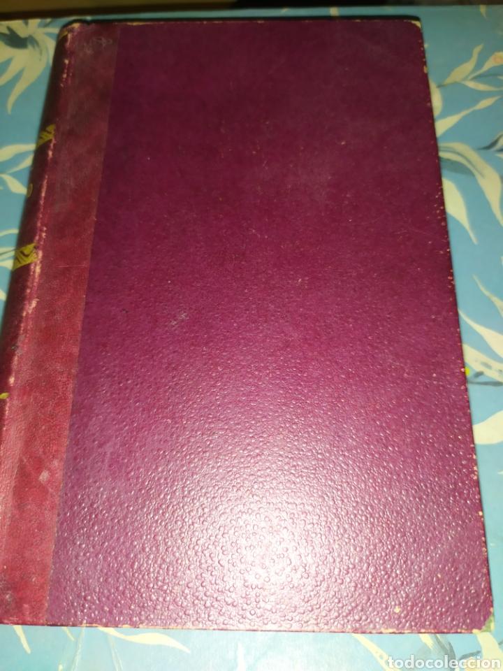 Libros antiguos: Publicaciones Sonzogno encuadernadas - Biblioteca del Popolo - Foto 8 - 197528776