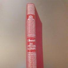 Libros antiguos: CRISOL N° 231. P. BENOIT - LA CASTELLANA DEL LÍBANO (EDITORIAL AGUILAR). Lote 197644037