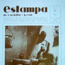 Livros antigos: ESTAMPA DE CASTILLA Y LEÓN (1928-1936). Lote 197696758