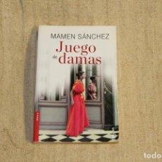 Libros antiguos: JUEGO DE DAMAS MAMEN SANCHEZ. Lote 197770617