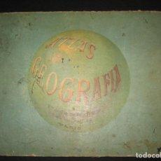 Libros antiguos: ATLAS DE GEOGRAFIA DEL AÑO 1924. Lote 197800442
