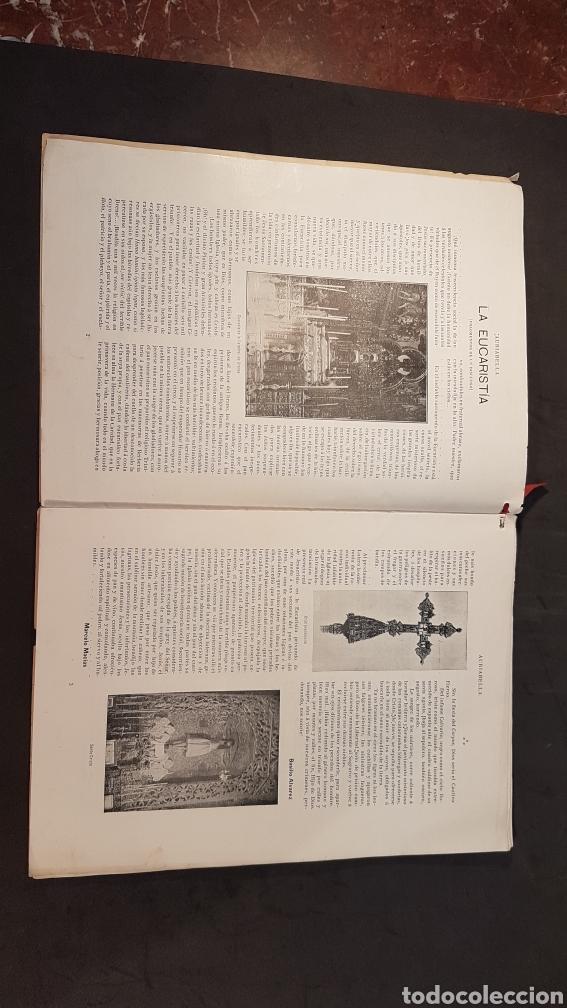 Libros antiguos: REVISTA AURIABELLA, DEDICADO AL PUEBLO DE OURENSE CON MOTIVO DE LAS FIESTAS DEL CORPUS 1903. - Foto 3 - 197916795