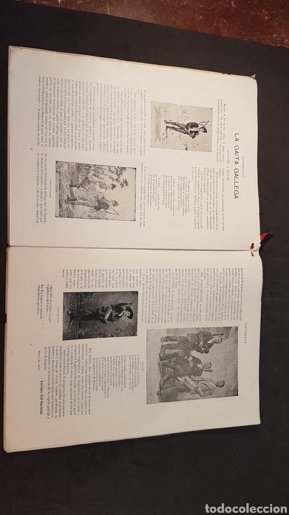 Libros antiguos: REVISTA AURIABELLA, DEDICADO AL PUEBLO DE OURENSE CON MOTIVO DE LAS FIESTAS DEL CORPUS 1903. - Foto 5 - 197916795
