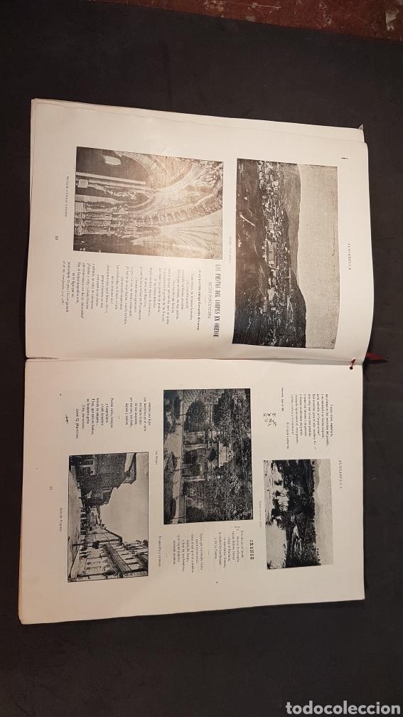 Libros antiguos: REVISTA AURIABELLA, DEDICADO AL PUEBLO DE OURENSE CON MOTIVO DE LAS FIESTAS DEL CORPUS 1903. - Foto 7 - 197916795