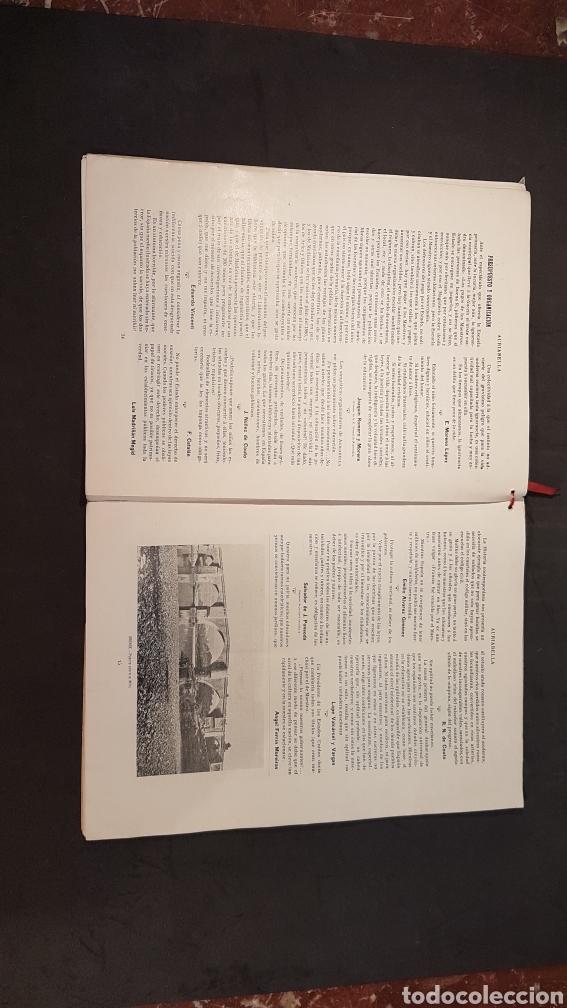 Libros antiguos: REVISTA AURIABELLA, DEDICADO AL PUEBLO DE OURENSE CON MOTIVO DE LAS FIESTAS DEL CORPUS 1903. - Foto 8 - 197916795