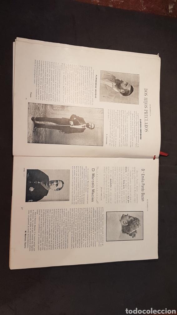 Libros antiguos: REVISTA AURIABELLA, DEDICADO AL PUEBLO DE OURENSE CON MOTIVO DE LAS FIESTAS DEL CORPUS 1903. - Foto 9 - 197916795