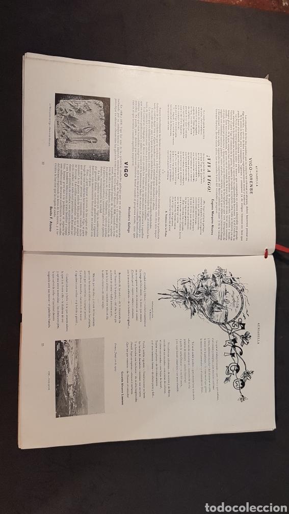 Libros antiguos: REVISTA AURIABELLA, DEDICADO AL PUEBLO DE OURENSE CON MOTIVO DE LAS FIESTAS DEL CORPUS 1903. - Foto 12 - 197916795
