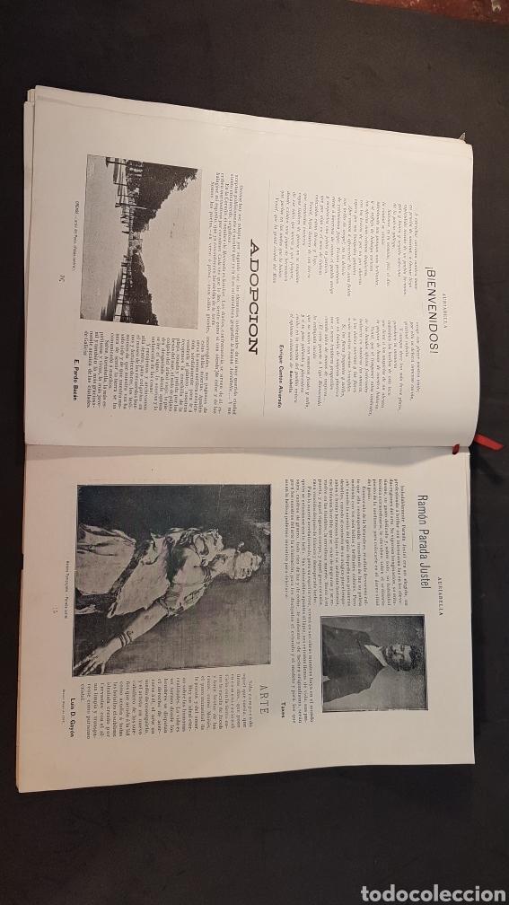 Libros antiguos: REVISTA AURIABELLA, DEDICADO AL PUEBLO DE OURENSE CON MOTIVO DE LAS FIESTAS DEL CORPUS 1903. - Foto 13 - 197916795