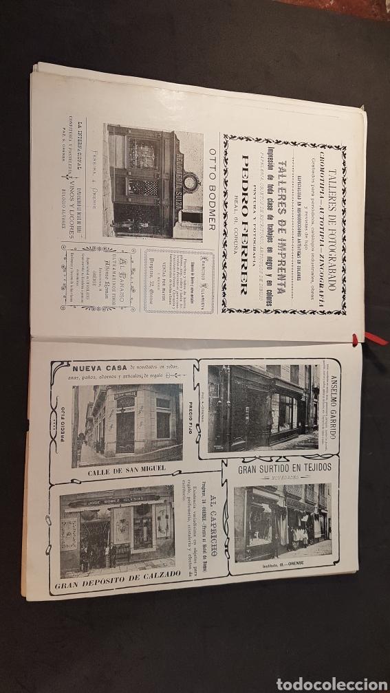 Libros antiguos: REVISTA AURIABELLA, DEDICADO AL PUEBLO DE OURENSE CON MOTIVO DE LAS FIESTAS DEL CORPUS 1903. - Foto 16 - 197916795