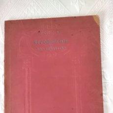 Libros antiguos: FUERO DE REPOBLACION DE SAN SEBASTIAN. Lote 197975297