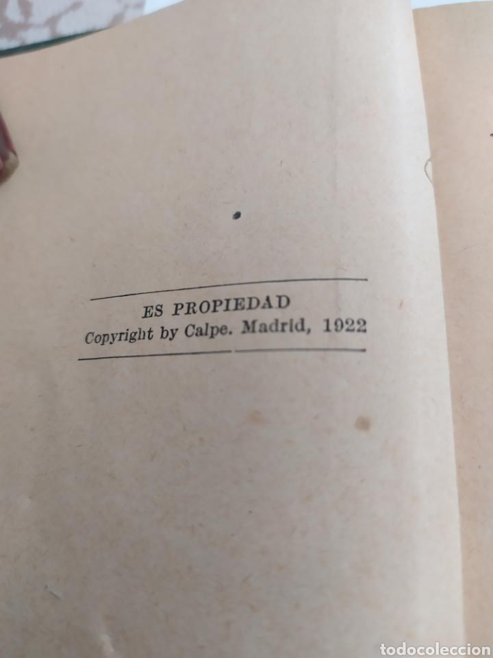Libros antiguos: La danzarina tomo l, de Shaarkla por conde de gobineu. 1922. - Foto 3 - 197991932