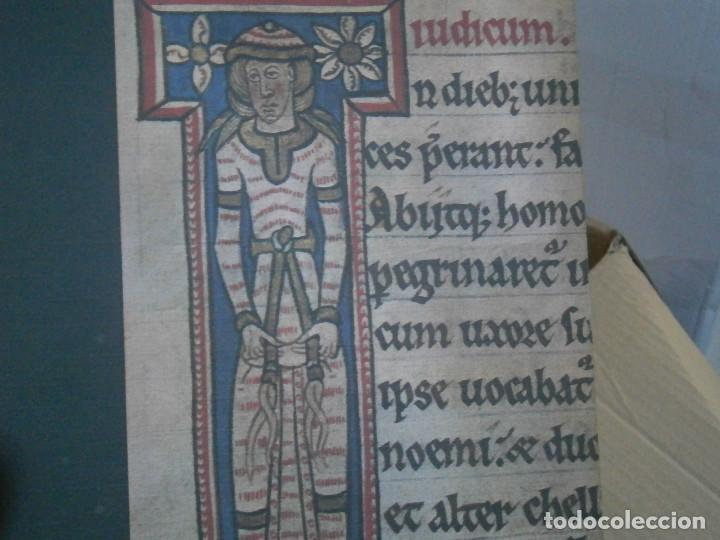 Libros antiguos: LA BIBLIA EN LOS - Foto 3 - 198066252