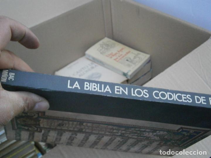 Libros antiguos: LA BIBLIA EN LOS - Foto 4 - 198066252