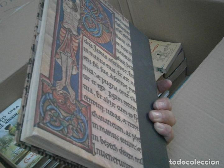 Libros antiguos: LA BIBLIA EN LOS - Foto 5 - 198066252