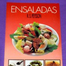 Libros antiguos: LIBRO ENSALADAS. R. S. PEYSSON. ULTRAMAR. Lote 198117462