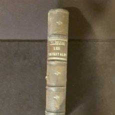 Libros antiguos: VÍCTOR HUGO LES ORIENTALES EDITION NE VARIETUR 1829. Lote 198126097