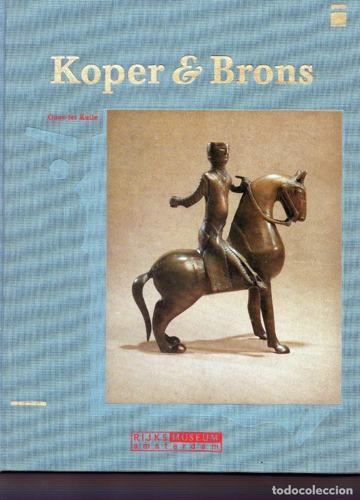 KOPER E BRONS (Libros Antiguos, Raros y Curiosos - Literatura - Otros)