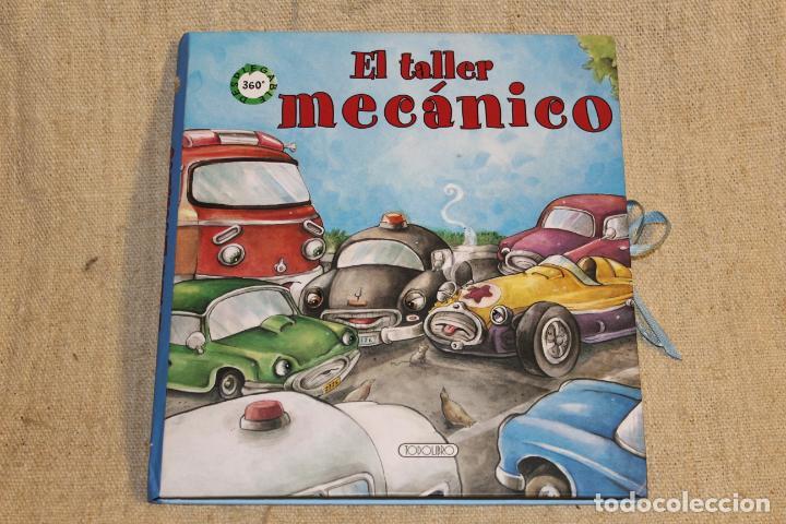 EL TALLER MECANICO TODOLIBRO (Libros Antiguos, Raros y Curiosos - Literatura Infantil y Juvenil - Otros)