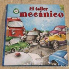 Libros antiguos: EL TALLER MECANICO TODOLIBRO. Lote 198148511