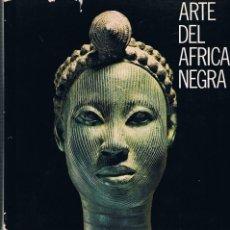 Libros antiguos: LIBRO EN CASTELLANO-INGLES DEL ARTE DEL AFRICA NEGRA. Lote 198172040