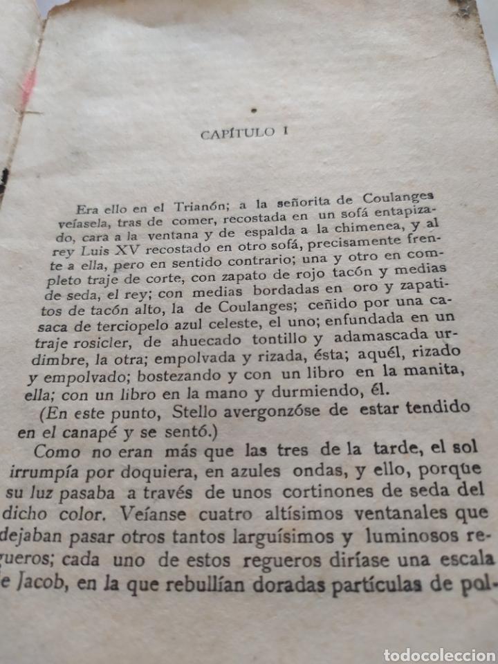 Libros antiguos: La pulga rabiosa de alfredo vigny 1797-1863 - Foto 4 - 198229655