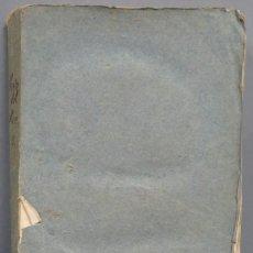 Livres anciens: 1834.- PEVERIL DEL PICO. WALTER SCOTT. Lote 198356215