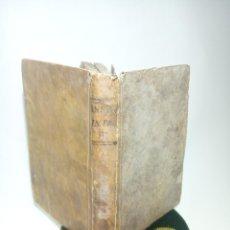Libros antiguos: INSTITUTIONUM IMPERIALIUM . LIBRI IIII. ARNOLDI VINNII I.C. TOMUS III. VALENTIAE. IOSEPHI ET THOMAE. Lote 198396547