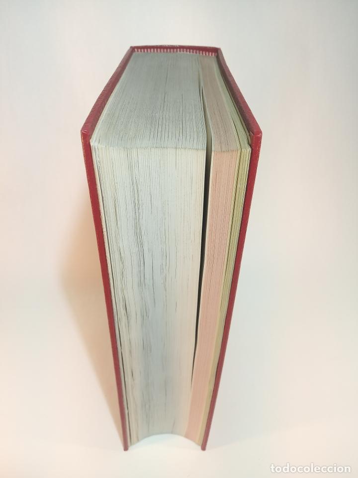 Libros antiguos: Gran libro. Nuestra cocina. José Sarrau. Prensa Española. Madrid. Firmado y dedicado.1977. - Foto 13 - 198406178