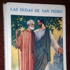 Libros antiguos: LECTURAS AMENAS SELECCIONADAS POR J. TESEO DE ED. APOSTOLADO DE LA PRENSA EN MADRID 1926. Lote 198485496