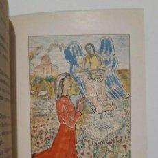 Libri antichi: LA VIDA DE JUANA DE ARCO - ILUSTRACIONES DE JORGE DE OTEIZA - PRIMERA EDICION. Lote 198673198