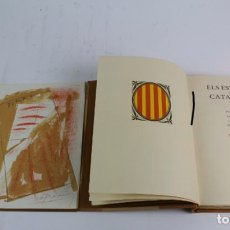 Libros antiguos: L-3169. ELS ESTATUTS DE CATALUNYA.J. BALAGUER I J.PI I CAPARROS. EXEMPLAR NUMERAT. 1986.. Lote 198677736