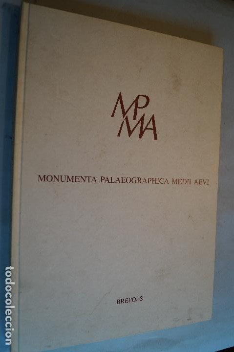 MONUMENTA PALAEOGRAPHICA MEDII AEVI. VV.AA (Libros Antiguos, Raros y Curiosos - Ciencias, Manuales y Oficios - Otros)