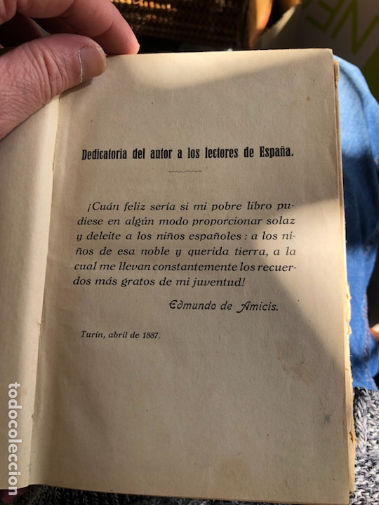 Libros antiguos: Libro diario de un niño - Foto 2 - 198946361