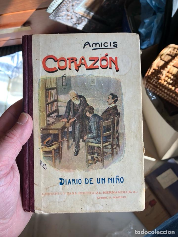LIBRO DIARIO DE UN NIÑO (Libros Antiguos, Raros y Curiosos - Literatura Infantil y Juvenil - Otros)