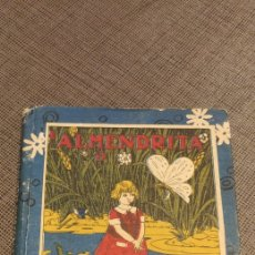 Libros antiguos: ALMENDRITA BIBLIOTECA ESCOLAR RECREATIVA CALLEJA. Lote 199040176