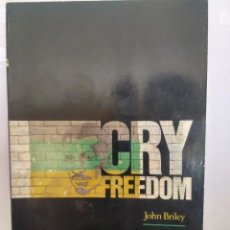 Libros antiguos: CRY FREEDOM, JOHN BRILEY NIVEL 6 OXFORD 9780194216371. Lote 199048871