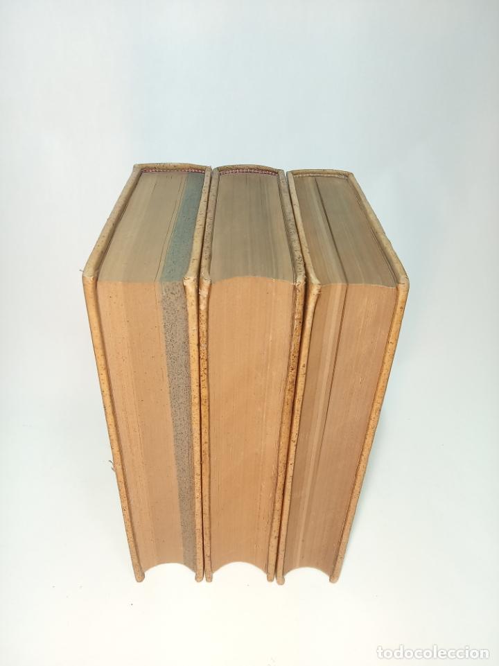 Libros antiguos: Catálogo de la biblioteca del senado. Autores y anónimos. 3 tomos. Madrid. 1888.Imprenta de los hijo - Foto 6 - 199069900